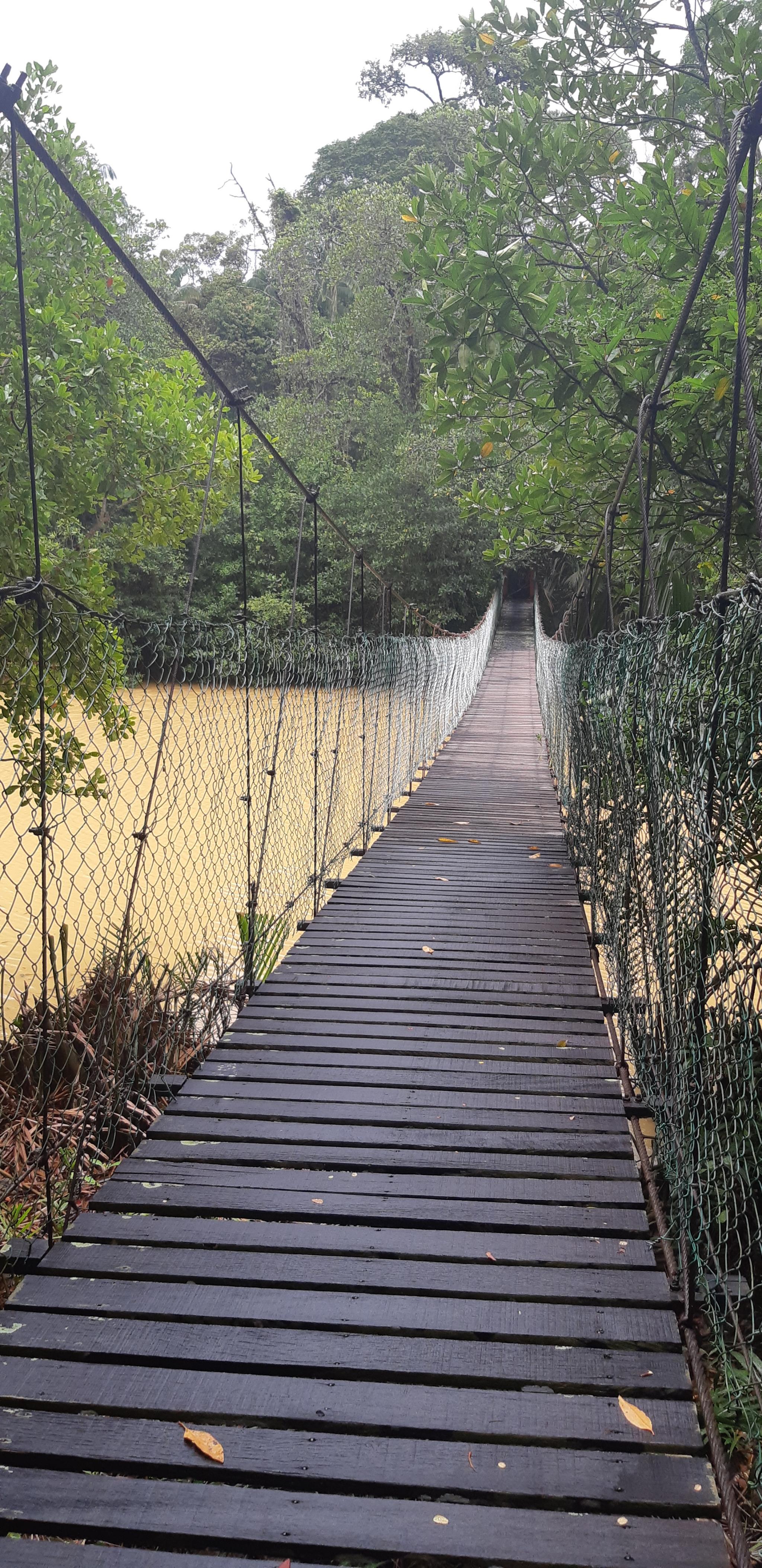 pont parc similajau